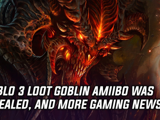 Diablo 3 loot goblin Amiibo was revealed, and more Gaming news