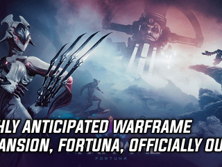 Highly anticipated Warframe expansion, Fortuna, officially out, and more Gaming news