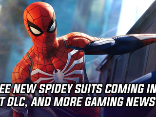Marvel's Spider-Man introducing three new Spidey suits in next DLC, and more Gaming news