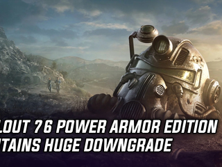 Fallout 76 Power Armor edition contains one massive downgrade, and more Gaming news