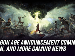 Dragon Age announcement coming soon, and more Gaming news