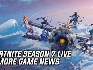 Take To The Skies In Fortnite Season 7 And More Gaming News
