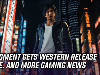 Judgment gets Western release date, and more Gaming news