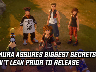 Tetsuya Nomura assures Kingdom Hearts 3's biggest secrets can't be spoiled before release
