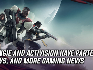 Bungie and Activision have parted ways, and more Gaming news
