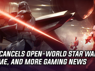 EA Cancels open-world Star Wars game, and more Gaming news
