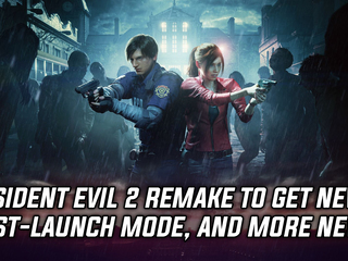 Resident Evil 2 Remake to get new post-launch mode, and more Gaming news