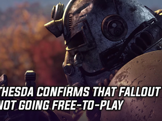 Bethesda confirms that Fallout 76 is not going free-to-play, and more Gaming news