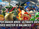 Super Smash Bros. Ultimate data proves entire roster is well balanced, and more Gaming news
