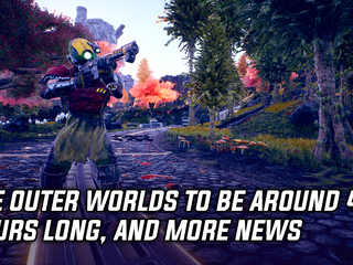 Obsidian clarifies The Outer Worlds is a curated 40 hour game, and more Gaming news