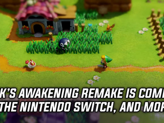 Link's Awakening remake is coming to the Nintendo Switch, and more Gaming news