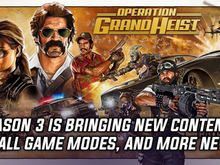 Operation Grand Heist brings a new season's worth of content to Black Ops 4, and more Gaming news