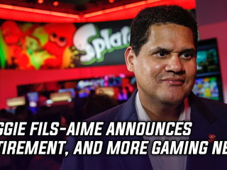 Reggie Fils-Aime announces retirement from Nintendo, and more Gaming news