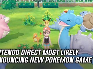 Nintendo Direct most likely announcing new Pokemon game, and more Gaming news