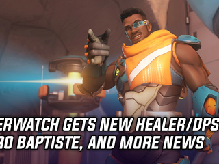 Overwatch reveals new healer Baptiste, and more Gaming news