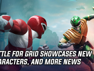 Power Rangers: Battle for the Grid trailer unveils new characters, and more Gaming news