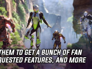 Anthem to receive plenty of fan-requested changes soon, and more Gaming news
