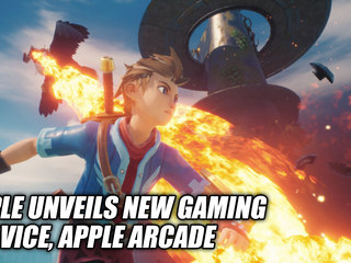 Apple Unveils New Gaming Service, Apple Arcade