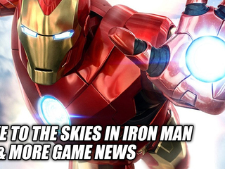 Take To The Skies In Iron Man VR & More Game News
