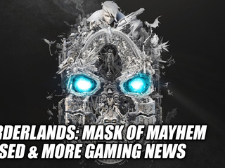 Borderlands: Mask of Mayhem Teased & More Gaming News