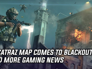 Alcatraz map comes to Call of Duty Blackout, and more Gaming news