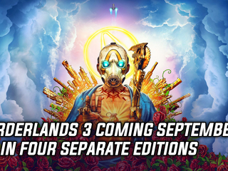 Borderlands 3 is coming September 13 in four separate editions, and more Gaming news