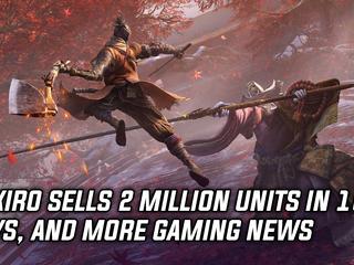 Activision announces amazing milestone for Sekiro: Shadows Die Twice