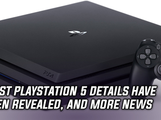 First PlayStation 5 details have been revealed, and more Gaming news