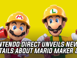 Nintedo Direct Unveils New Details About Mario Maker 2