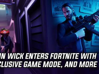 John Wick brings an exclusive mode to Fortnite, and more Gaming news