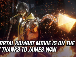 Mortal Kombat is Coming to The Big Screen Thanks to James Wan
