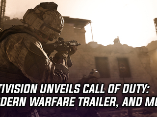 Activision releases first trailer for Call of Duty: Modern Warfare reboot, and more Gaming news