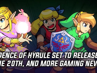 Cadence of Hyrule gets a June 20th release date, and more Gaming news