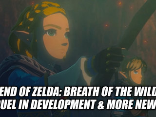 The Legend Of Zelda: Breath of the Wild Sequel In Development & More Game News