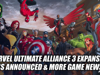 Marvel Ultimate Alliance 3 Expansion Pass Announced & More Game News