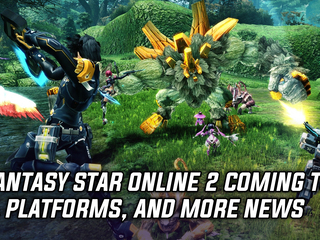 Phil Spencer clarifies that Phantasy Star Online 2 is coming to all consoles, and more Gaming news