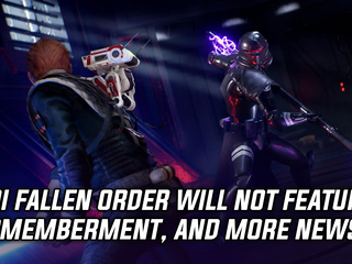 Jedi Fallen Order will not feature dismemberment, and more Gaming news