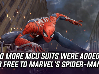Insomniac adds two MCU suits from new Spider-Man movie, and more Gaming news