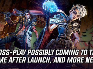 Borderlands 3 to get Cross-play after launch, and more Gaming news