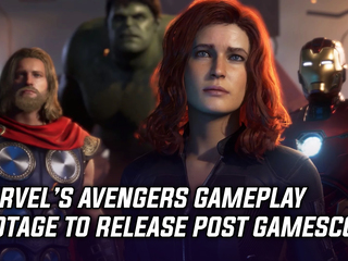 Marvel's Avengers gameplay footage to release a week after Gamescom, and more Gaming news