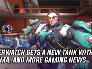 Blizzard reveals Sigma into Overwatch, and more Gaming news