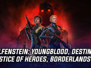 Bethesda Releases Wolfenstein: Youngblood Trailer and More!