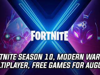 Fortnite Season 10 Brings A Slew of Changes and More!