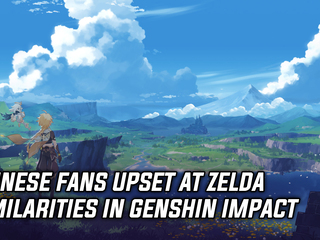 Chinese fans upset at Genshin Impact's similarities to Zelda Breath of the Wild, and more Gaming news