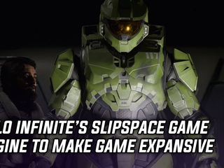 Halo Infinite's Slipspace game engine to make the game expansive, and more Gaming news