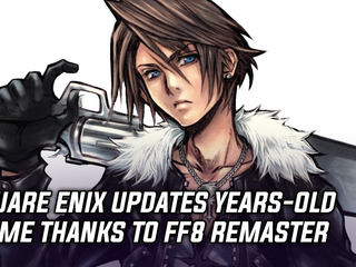 Square Enix updates years-old meme thanks to FF8 remaster, and more Gaming news