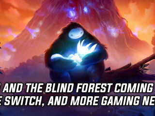 Ori and the Blind Forest is coming to Switch, and more Gaming news