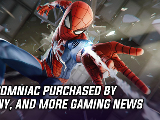Insomniac has been purchased by Sony to become first-party studio, and more Gaming news