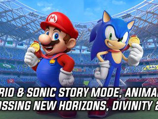 Mario and Sonic at the Olympic Games Tokyo 2020 Reveals Story Mode and More!