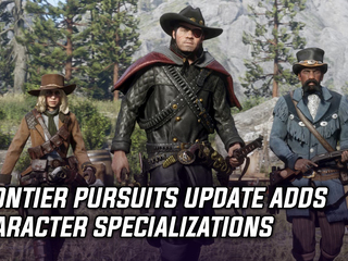 Frontier Pursuits update to Red Dead Online adds Specializations, and more Gaming news